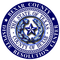 Bexar County Dispute Resolution Center Logo
