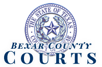 Bexar County Courts Logo