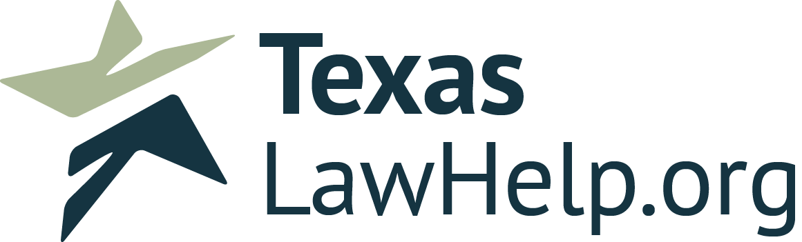 Texas Law Help Logo