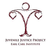 Earl Carl Institute Juvenile Justice Project Logo