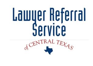 Lawyer Referral Service of Central Texas Logo