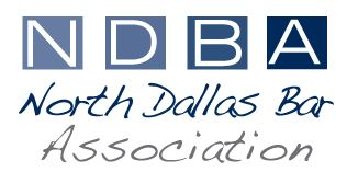 North Dallas Bar Association Logo