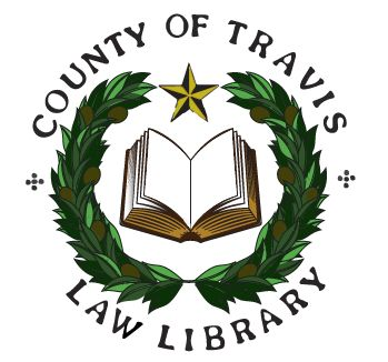Travis County Law Library Logo