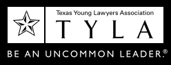 Texas Young Lawyers Association Logo